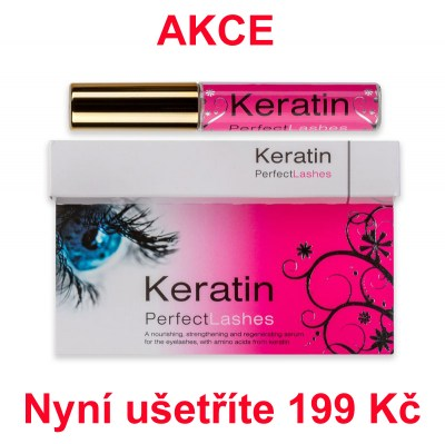 Keratin Perfect Lashes